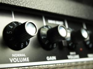 amp knobs